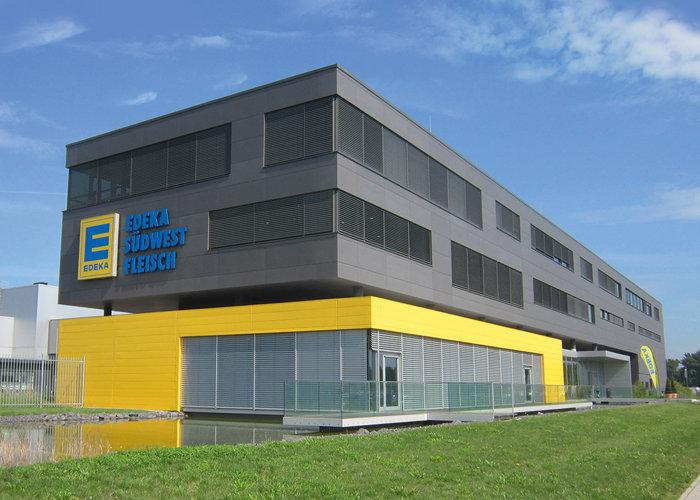 Verwaltung EDEKA Südwest Fleisch GmbH